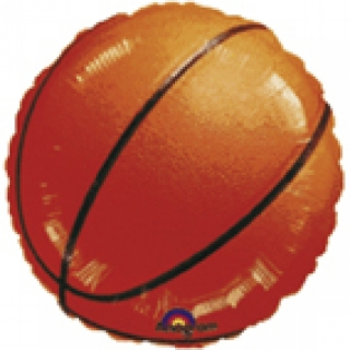 Balonek foliový basketbal