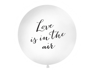 Jumbo balon Love is in the air