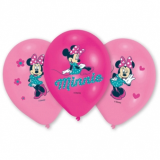 Balonky latex Minnie